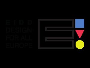 logo eidd design for all europe